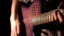 Guitare percussive, dead note et mute